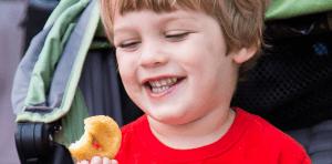 子どもが好む味と食材・食感
